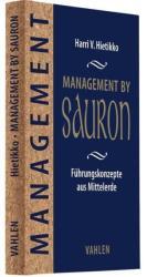 Management by Sauron (ISBN: 9783800657391)