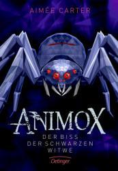 Animox 04. Der Biss der Schwarzen Witwe (ISBN: 9783789108556)