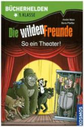 Wilde Freunde 03 - So ein Theater (ISBN: 9783440158074)