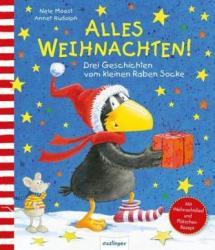 Der kleine Rabe Socke: Alles Weihnachten! (ISBN: 9783480234769)