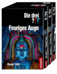 Die drei ? ? ? Feuriges Auge (drei Fragezeichen) - André Marx, Silvia Christoph (ISBN: 9783440148433)