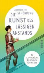 Die Kunst des lssigen Anstands (ISBN: 9783492055956)