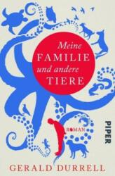 Meine Familie und andere Tiere - Gerald Durrell, Andree Hesse (ISBN: 9783492059176)