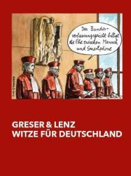 Greser & Lenz - Witze fr Deutschland (ISBN: 9783959761321)