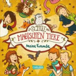 Die Schule der magischen Tiere: Meine Freunde (ISBN: 9783551650337)