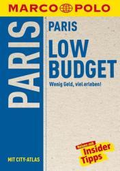 MARCO POLO Reisefhrer LowBudget Paris (ISBN: 9783829702478)