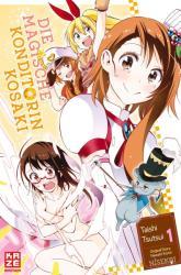 Die magische Konditorin Kosaki 01 (ISBN: 9782889219957)
