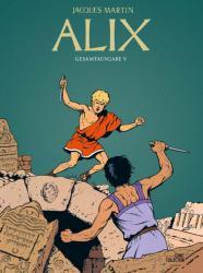 Alix Gesamtausgabe 05 (ISBN: 9783770439485)