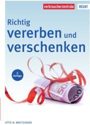 Richtig vererben und verschenken (ISBN: 9783863366421)
