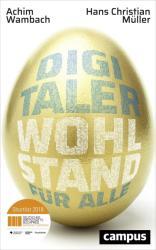 Digitaler Wohlstand fr alle (ISBN: 9783593509297)