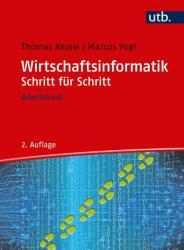 Wirtschaftsinformatik Schritt fr Schritt (ISBN: 9783825250317)