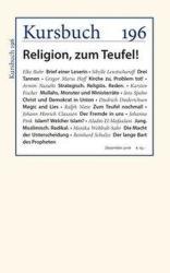 Kursbuch 196 (ISBN: 9783961960323)