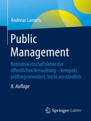 Public Management (ISBN: 9783658218065)