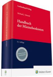 Handbuch der Mietnebenkosten (ISBN: 9783472095699)