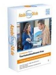 AzubiShop24. de Basis-Lernkarten. Tourismuskaufmann / Tourismuskauffrau Prfungsvorbereitung Lernkarten (ISBN: 9783961591527)
