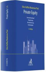 Private Equity (ISBN: 9783406710629)