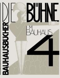 Die Bhne im Bauhaus (ISBN: 9783786128168)