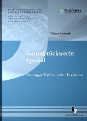 Grundstcksrecht Spezial (ISBN: 9783956461552)