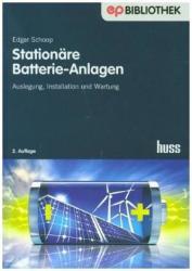 Stationre Batterie-Anlagen (ISBN: 9783341016336)