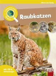Leselauscher Wissen: Raubkatzen (ISBN: 9783867408158)