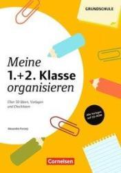 Meine 1. /2. Klasse organisieren (ISBN: 9783589164202)