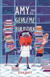 Amy und die geheime Bibliothek (ISBN: 9783446262119)