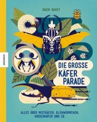 Die groe Kferparade (ISBN: 9783957282392)