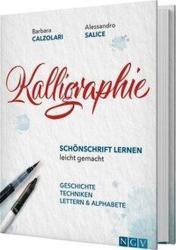 Kalligraphie - Schnschrift lernen leicht gemacht (ISBN: 9783625185222)