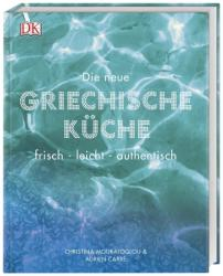 Die neue griechische Kche (ISBN: 9783831036448)
