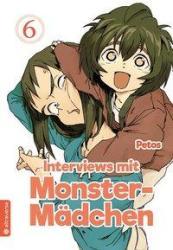 Interviews mit Monster-Mdchen 06 (ISBN: 9783963582752)