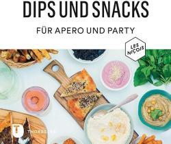 Dips und Snacks fr Apro und Party (ISBN: 9783799513326)