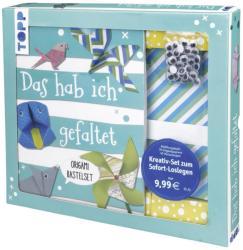 Kreativ-Set Das hab ich gefaltet (ISBN: 9783772484346)