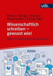 Wissenschaftlich schreiben - gewusst wie! (ISBN: 9783825251314)
