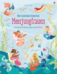 Mein funkelndes Stickerbuch: Meerjungfrauen (ISBN: 9781789410914)