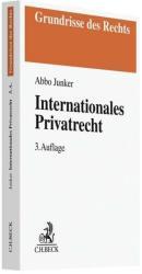 Internationales Privatrecht (ISBN: 9783406729805)