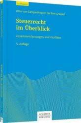 Steuerrecht im berblick (ISBN: 9783791042046)