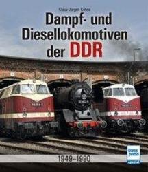 Dampf- und Diesellokomotiven der DDR (ISBN: 9783613715868)