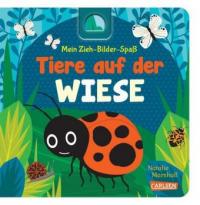 Mein Zieh-Bilder-Spa: Tiere auf der Wiese (ISBN: 9783551171573)