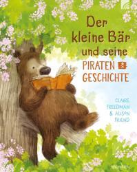 Der kleine Br und seine Piratengeschichte (ISBN: 9783765559952)