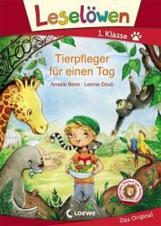 Leselwen 1. Klasse - Tierpfleger fr einen Tag (ISBN: 9783743201422)