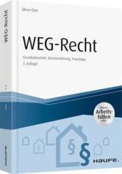 WEG-Recht - inkl. Arbeitshilfen online (ISBN: 9783648123638)