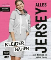 Alles Jersey - Kleider nhen (ISBN: 9783960932444)