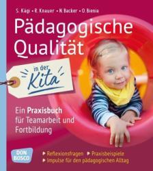 Pdagogische Qualitt in der Kita (ISBN: 9783769824148)