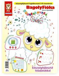 Bagolyfióka: Rügyfakasztó foglalkoztató (ISBN: 9786155970047)