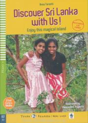 Teen ELI Readers: Discover Sri Lanka With Us! + Downloadable Multimedia - Alessandro Pugiotto (ISBN: 9788853626301)