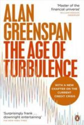 Age of Turbulence - Alan Greenspan (2008)