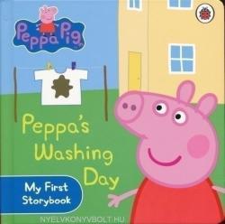 Peppa Pig: Peppa's Washing Day: My First Storybook - Peppa Pig (2010)