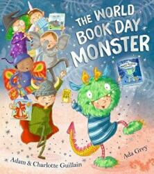 World Book Day Monster (ISBN: 9781405291859)