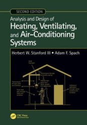 Analysis and Design of Heating, Ventilating, and Air-Conditioning Systems, Second Edition (ISBN: 9781138602410)