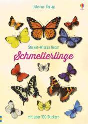 Sticker-Wissen Natur: Schmetterlinge (ISBN: 9781782325802)